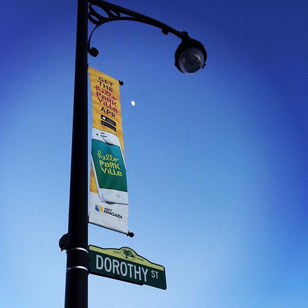 street-banner